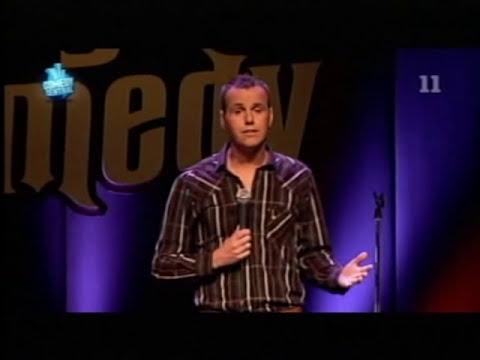 Jacob Spoelstra zwangerschap gymnastiek kinderen opvoeden stand up comedy cabaret Comedy Factory