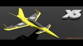 X3 JET  RC-PASSION/ BSJETS