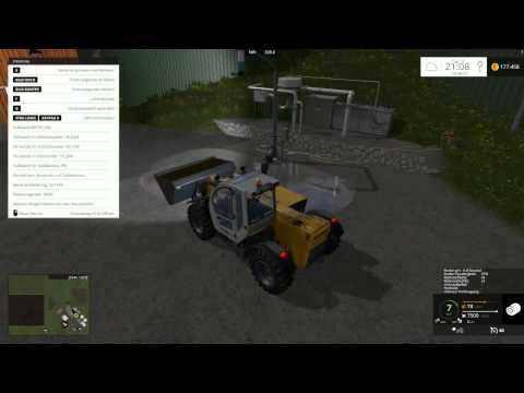 LS 15 Maisbauer BGA Und Baumernte Für Grasgewinnung