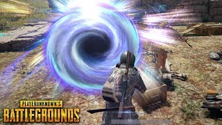 Wormhole in PUBG..?! | Best PUBG Moments and Funny Highlights - Ep.73