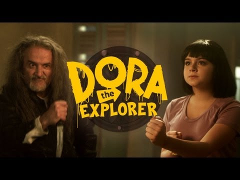Dora The Explorer And The Destiny Medallion (part 1) video