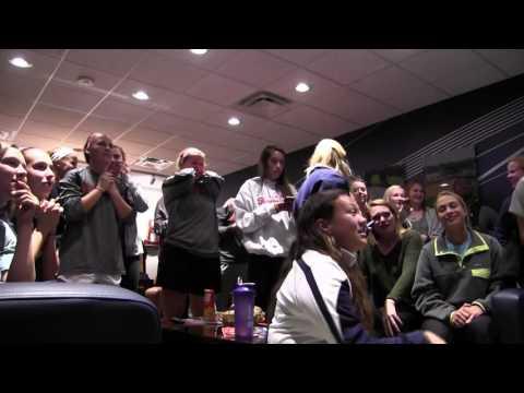 UT Tyler Women's Soccer (NCAA Selection Reaction)