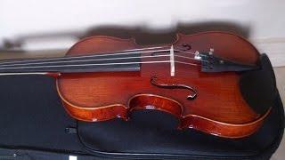 Hino CCB  1 - Violino Solo ('VIOLINO CÓPIA STRADIVARIUS' VENDIDO)