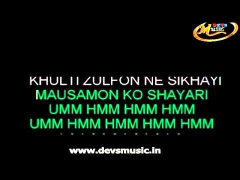 ▶ Hoshwalon ko Karaoke Sarfarosh
