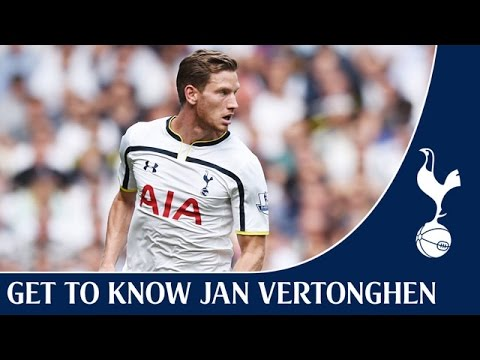 Everything you want to know about... Jan Vertonghen!