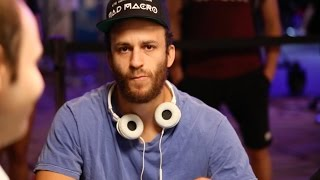 Sorel Mizzi's Cells are Dancing in the Main Event