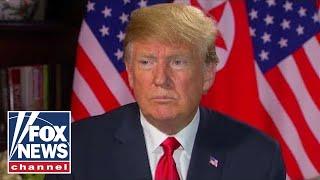 Trump: Sometimes I felt foolish for North Korea rhetoric