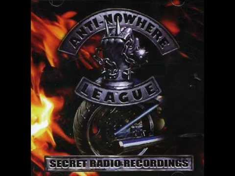 Anti-nowhere League - Piggy (The Lesson Of Life)