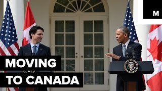 Justin Trudeau and President Obama Clearly Have an Inside Joke About Moving to Canada if Trump Wins
