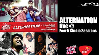 Robi Presents Foorti Studio Sessions with ALTERNATION
