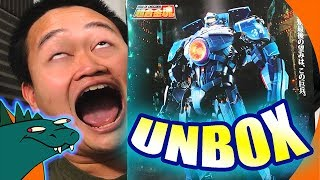 Pacific Rim Gipsy Danger Soul of Chogokin Unboxing