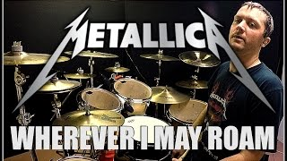 download lagu Metallica - Wherever I May Roam - Drum Cover gratis