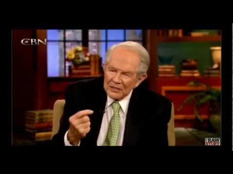 Pat Robertson: God Gives Fewer Miracles to Americans Who Learn Science