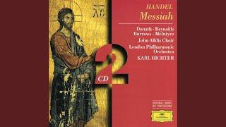 Handel Messiah Hwv 56 Pt 1 4 Thus Saith The Lord Of Hosts