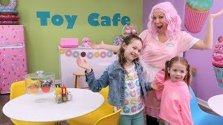 Behind the Scenes of Toy Cafe