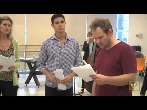 """""""Something Big Is Going On"""": New Musical """"Julian Po"""" Starring Chad Kimball Comes to NYMF"""