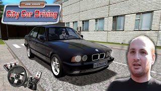 City Car Driving - M5 de Giorgi Tevzadze! Logitech G27