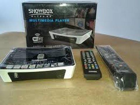 COMO CONFIGURAR WIFI NO SHOWBOX ULTRA HD E NO SAT HD PLUS PASSO A PASSO 17/12/2013_ HD