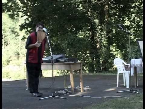 """""""Muzsikál az Erdő"""" Szurdokpüspöki 2008"""