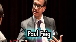 Director Paul Feig On BRIDESMAIDS