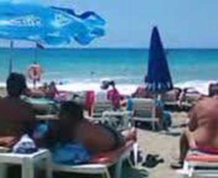 Alanya, cleopatra's beach