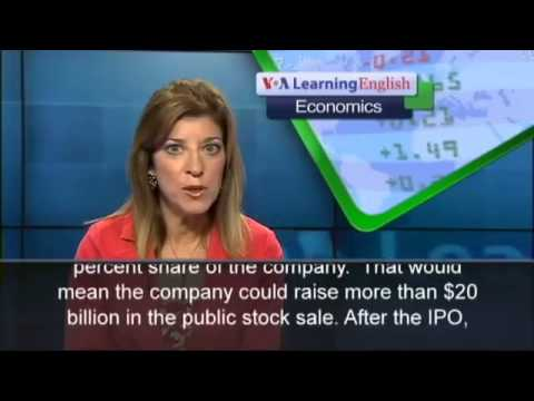 China's Alibaba to Sell Stock on the New York Stock Exchange - VOA Special English
