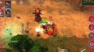 2vs2 Between friends of Elite Reborn Guild- Kagax - Heroes of order & chaos [ HOC ]
