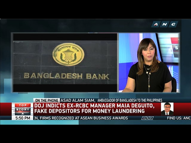Bangladesh envoy admits 'frustration' in recovery of $81M in bank heist