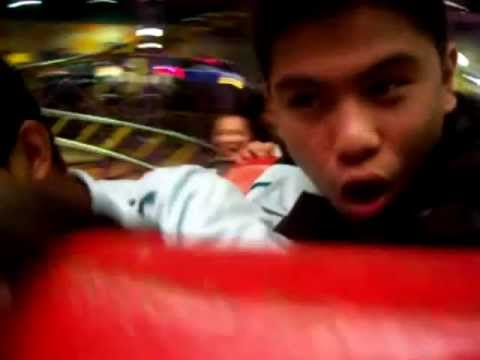 Mang Kanor rollercoaster video