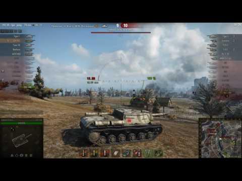 11 фрагов CУ-152 / Затащил бой / [World of Tanks]