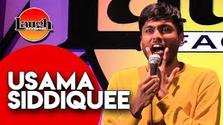 Usama Siddiquee | Women In Open Relationships | Laugh Factory Chicago Stand Up Comedy
