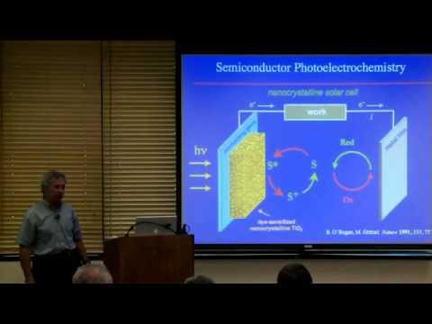 Solar Energy 101 | GCEP Symposium 2010