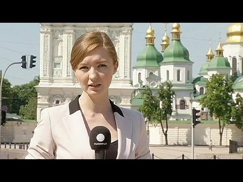 High election turnout in Ukraine apart from troubled eastern regions