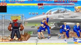 Super Street Fighter 2 X - Gouki TAS