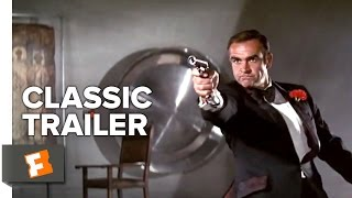 Diamonds Are Forever (1971) Official Trailer - Sean Connery James Bond Movie HD