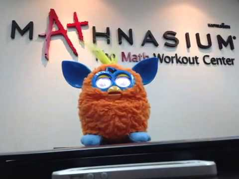 Furby dance at Mathnasium Chidlom