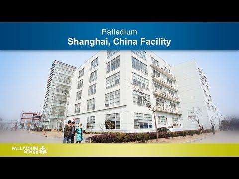 Palladium Energy - Shanghai Facility Tour