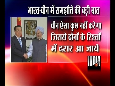 India-China talks on Border peace