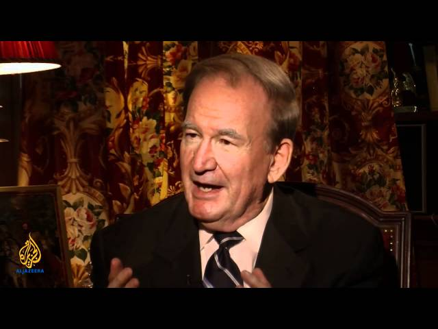 One on One - Pat Buchanan