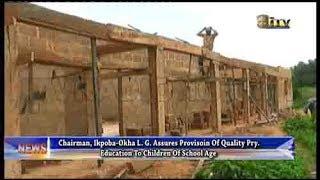 Ikpoba-Okha Chairman assures of quality primary education