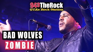 Bad Wolves Zombie Acoustic