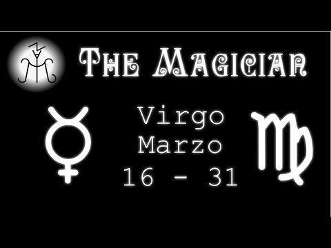 Virgo Marzo 2017 (16 - 31) -