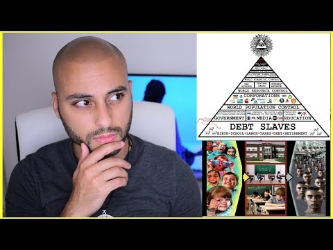 How The Illuminati Control The Education System (This Video Got Deleted)