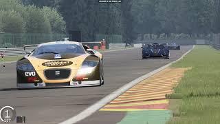 Supervan 🆚 Chiron vs SEAT Cupra vs Ferrari FXX-K vs Venom vs Koenigsegg One. Spa-Francorchamps