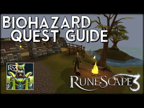 RuneScape 3 – Biohazard – Quest Guide