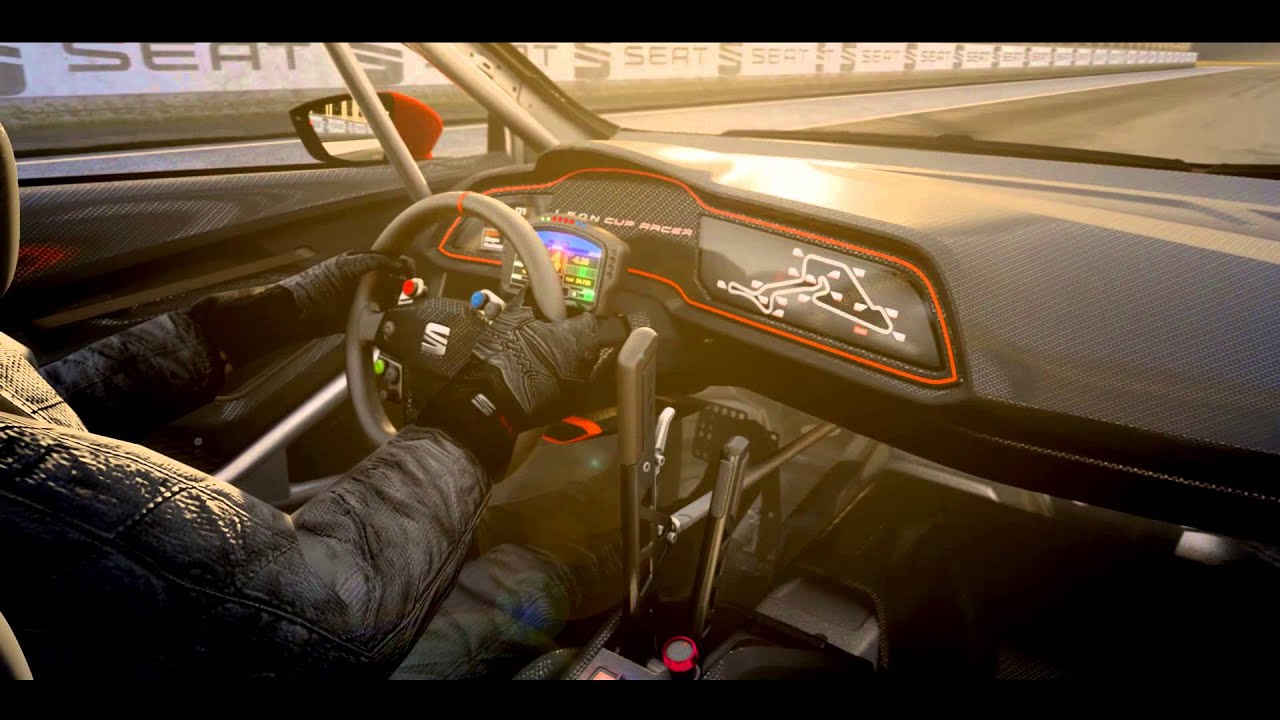 Seat Leon Cup Racer hd
