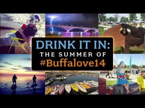 Drink It In: The Summer of #BuffaLOVE14