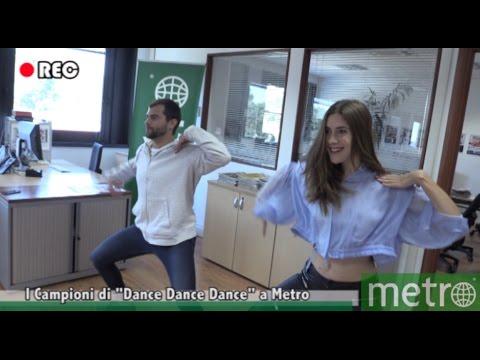 Clara Alonso e Diego Dominguez - Intervista completa (e ballo in redazione)