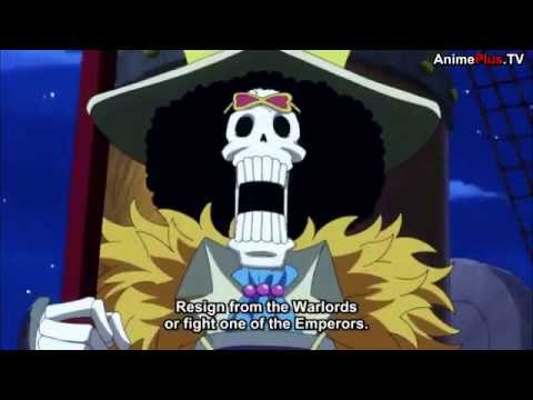 One Piece Funny Moment - Momonosuke Gets Nami And Robin video