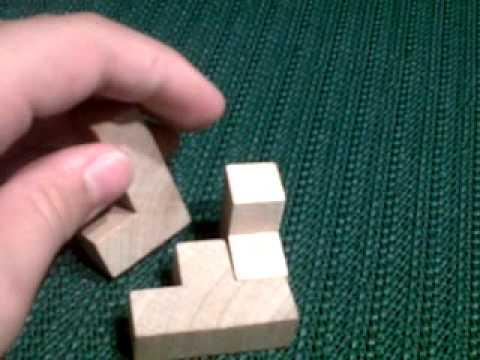 Como hacer un cubo de madera youtube - Cubos de madera ...